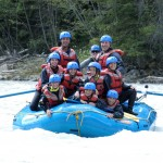 rafting golden