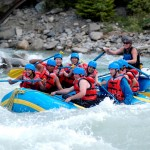 Raft the Kicking Horse River in Golden, BC