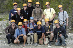 raft guide employment in golden bc