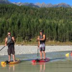 right SUP rentals in golden for you