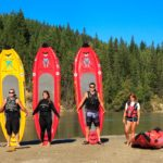 SUP rentals in golden best practices