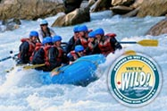white water rafting golden