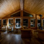 Rustic accommodation in Golden BC