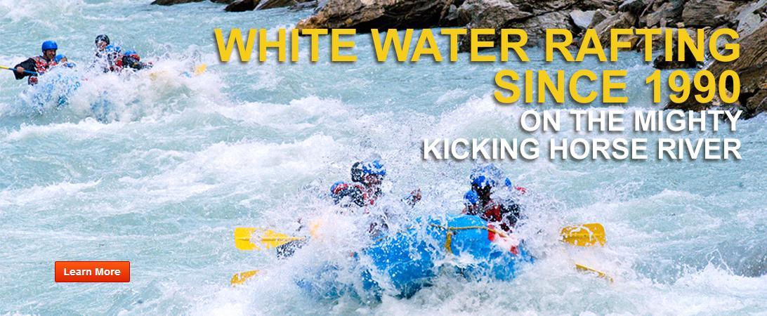 kicking horse river rafting golden bc