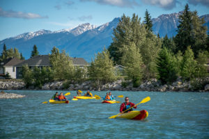 learn about a kayak rentals in golden